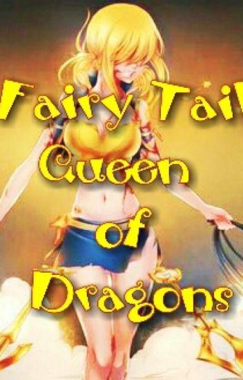 Хвост Фей. Королева драконов