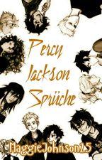 Die besten Percy Jackson Sprüche by MaggieJohnson25