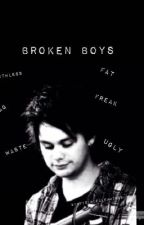 Broken boys // muke clemmings by invisibleclemmings