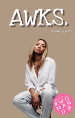 Awks. ✓ by awalkingwaffle