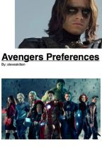 Avengers Preferences by enidizing