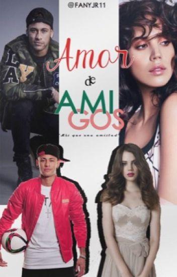 Amor De Amigos -Neymar Jr- Semi-hot
