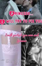 Princess... I will try to fix you - Daddy! Kink (Larry Stylinson - l.s) [Segunda temporada de WP] by Angels_Stylinson