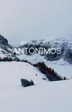 Antônimos by seaquiver