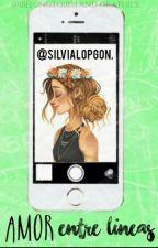 Amor entre líneas by silvialopgon
