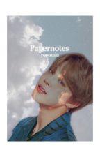 [papernotes] • yoonmin by ixxjuzo