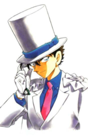 Kaito Kid x Reader (x Saguru Hakuba)