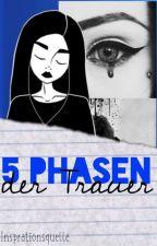 5 Phasen der Trauer by Inspirationsquelle