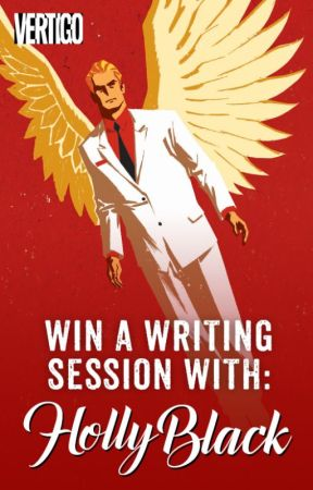 Flash Fiction Contest: Win a Writing Session with Holly Black by HollyBlackAuthor