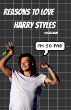 Reasons to love Harry Styles by gallovaaa