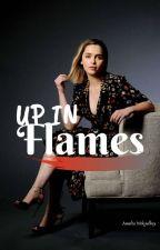 Up In Flames ▷ Derek Hale by AmeliaMikaelhey