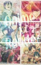 Anime x Reader (OS-Sammlung) by KimTaehui