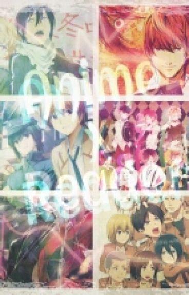 Anime x Reader (OS-Sammlung)