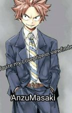 You're my Loveprize in viewfinder  by AnzuMasaki