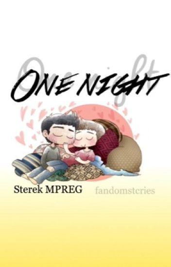 One Night (sterek mpreg)