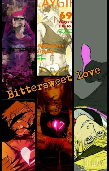 Our Bittersweet Love Punk!Dirk X Reader