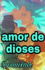 Amor de dioses [Pausada] by anixabi_fujoshi