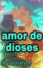Amor de dioses by Anixabi