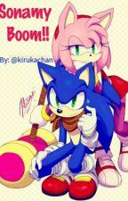 Sonamy Boom!! by kirukachan