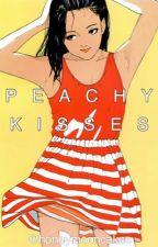 peachy kisses - coreyhaim, riverphoenix by honeymooncakes