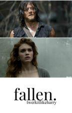Fallen ➸ Daryl Dixon (TWD) by twerkitlikeHarry
