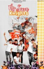 My Seven Knights (BTS Malay Fanfic) by HouseOfJams_Jimin