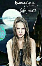 Bianca Grace en Hogwarts by MimiPotterJackson