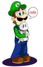 Your Beautiful Voice and Awesome Moves (Luigi x Reader) by Hoodini_Baby