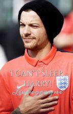 I can't sleep, Harry!   ❁ LS by livingpayne