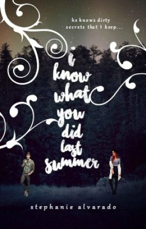 I Know What You Did Last Summer (Coming Soon) by SimplySteph