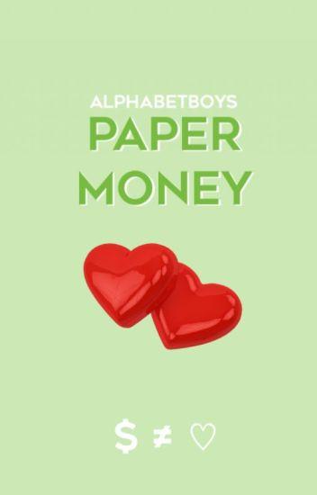 Paper Money {luke hemmings}