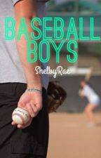 Baseball Boys by ShelbyRaeeee