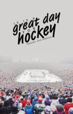 hockey imagines :) by lovemehorror