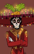 Even In Death (Manolo x Male OC) by Katknightmare