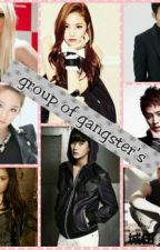 Group of Gangsters by eyajelly123
