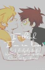 I Think I'm In Love (a Dirkjake fanfic) by _gardengnostic_