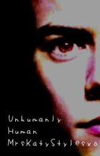Unhumanly human by arcticstyyles