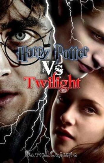 Harry Potter Vs Twilight!