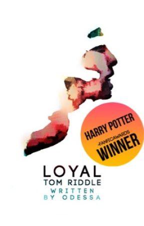 Loyal | Tom Riddle by moonlitmarauders