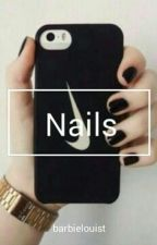 Nails - larry by defenseshoran