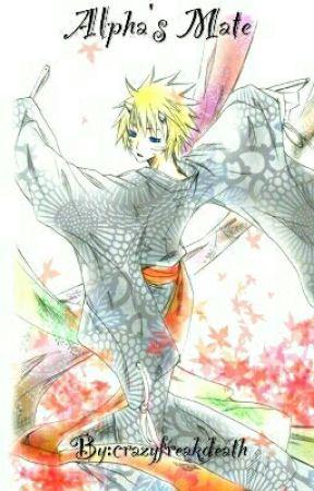 Alpha's Mate (Sasunaru) by crazyfreakdeath