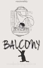 Balcony [miraculous ladybug] by marshmel0dy