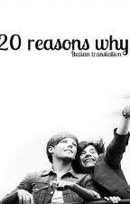 20 Reasons Why|| Italian Translation by always_strong28