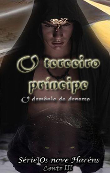 O terceiro príncipe (Romance Gay)