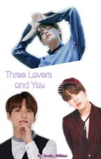 BTS-Three Lovers And You (Maknae Line) by Amelia_btshinee