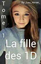 La fille des 1D (Tome 1) by _Lou_Horan_