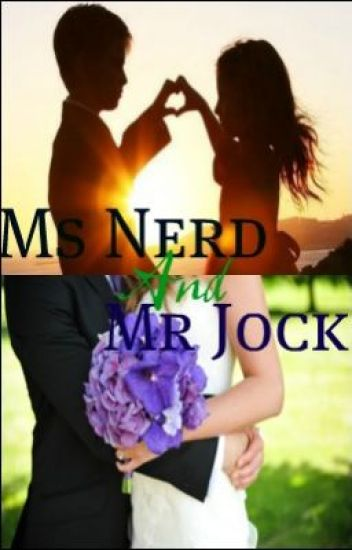 Ms Nerd and Mr Jock