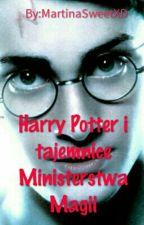 Harry Potter i tajemnice Ministerstwa Magii by MartinaSweetXD
