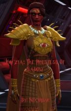 Kai'zia: The Priestess of Sadow by RevenantNox