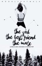 The Girl, The Best Friend, The Mate by moonlightwalk